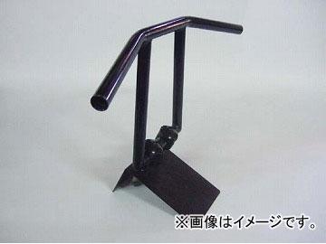 2輪 アルキャンハンズ ブラックメッキハンドル 25.4mm 品番:D40018D ブラックメッキ JAN:4571185818026