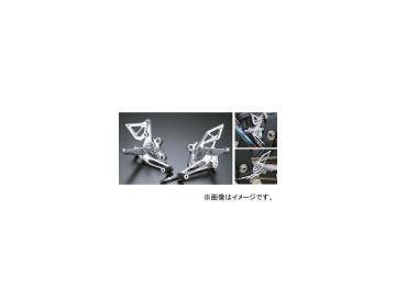 2輪 アグラス バックステップ 4P 品番:P011-9478 スズキ GSR400 JAN:4547424360854