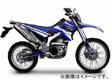 2輪 MDF アタッカーコンプリート 品番:P052-4114 ブルー ヤマハ WR250R 2008年~ JAN:4580394152555