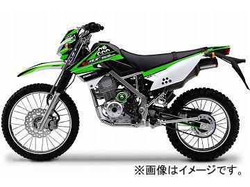 2輪 MDF アタッカーコンプリート 品番:P049-8959 グリーン カワサキ KLX125 2010年~ JAN:4580394143836
