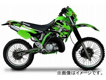 2輪 MDF ファイアーコンプリート 品番:P050-2627 グリーン カワサキ KDX220SR 1994年~1999年 JAN:4580394146950