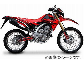 2輪 MDF ファイアーコンプリート 品番:P051-9661 レッド ホンダ CRF250L MD38 2012年~ JAN:4580394154443