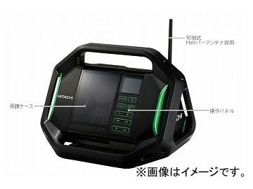 日立工機 18V コードレスラジオ UR18DSAL(NN)