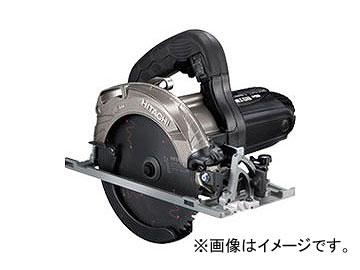 日立工機 165mm 深切り丸のこ(スーパーチップソー(ブラック)付) ストロングブラック C6MBYA2(SGB)