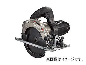 日立工機 165mm 深切り電子丸のこ(チップソー付) ストロングブラック C6MVYA2(B)