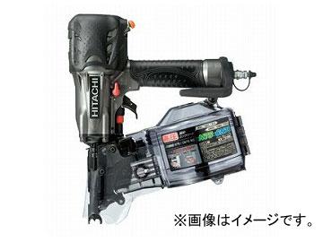日立工機 高圧ロール釘打機 メタリックグレー NV75HMC(G)