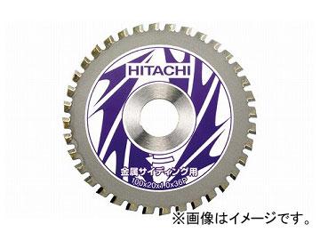 日立工機 金属系サイディング用チップソー 180mm コードNo.0033-1092