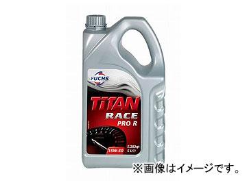 フックス エンジンオイル TITAN RACE PRO R SAE 15W-50 5L A600888008