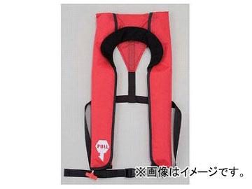 ユニット/UNIT 自動膨張式作業用救命衣(レッド) 品番:379-645R