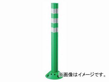 ユニット/UNIT ポストフレックス(接着タイプ) 大 グリーン 品番:835-322GR