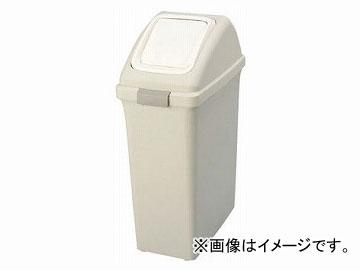 ユニット/UNIT 分別ボックス(プッシュフタ) ホワイト 品番:875-76