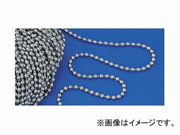ユニット/UNIT ボールチェーン(真ちゅう) 3φ×50m巻 品番:460-29
