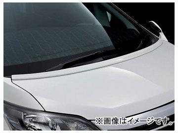 アドミレイション フードスポイラー 塗装済 カラー:ホワイトパールCS070,ブラック202 トヨタ ヴェルファイア GGH/ANH20・25/ATH20 後期 2011年11月~