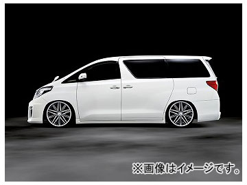 アドミレイション ベルタ サイドステップ トヨタ アルファード GGH/ANH20・25 後期 G・X 2011年11月~