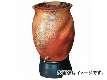 三栄水栓/SANEI 雨水タンク(信楽焼) EC2015S-50L JAN:4973987212406