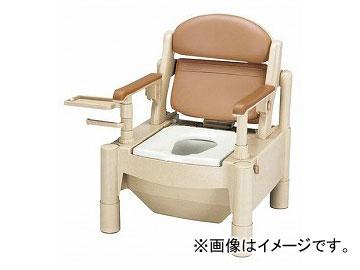 アロン化成 安寿 ポータブルトイレ KX-SDR 533-172 JAN:4970210396414
