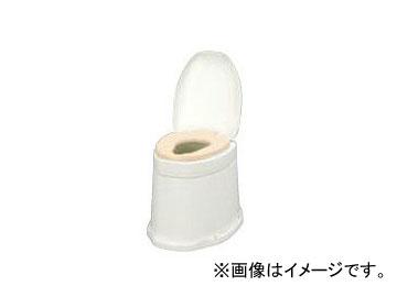 アロン化成 安寿 サニタリエース SD (ソフト便座)据置式 補高#8 871-138 JAN:4970210416860