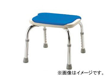 アロン化成 安寿 シャワーベンチ CPE-N ブルー 536-310 JAN:4970210439791