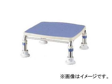 """アロン化成 安寿 ステンレス製浴槽台R """"あしぴた"""" ジャスト10 ブルー 536-491 JAN:4970210841792"""