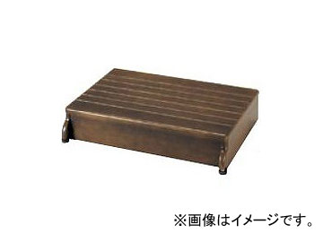 アロン化成 安寿 木製玄関台 60W-40-1段 ブラウン 535-580 JAN:4970210396797
