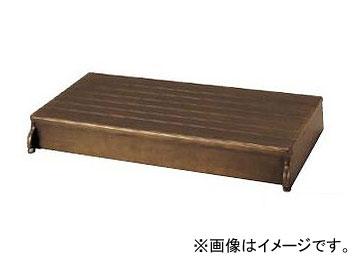 アロン化成 安寿 木製玄関台 90W-40-1段 ブラウン 535-590 JAN:4970210396834