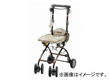 アロン化成 安寿 シルバーカー さんぽっぽ ベージュ 532-370 JAN:4970210520161