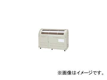 アロン化成 エコランドステーションボックス透明(キャスター仕様)  #800C