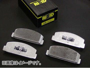 リジット ブレーキパッド リヤ RB-312 マツダ RX-7 FC3S/FD3S