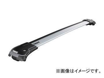 スーリー/Thule ベースキャリア/フット+バー2本セット WingBar Edge 9584 70cm/78cm