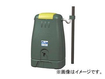 代引き人気 グリーン EC2010AS-G-60-250L JAN:4973987217272:オートパーツエージェンシー 雨水タンク 三栄水栓/SANEI-エクステリア・ガーデンファニチャー