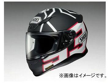 2輪 ショウエイ/SHOEI ヘルメット Z-7 MARQUEZ BLACK ANT TC-5(BLACK/WHITE) マットカラー サイズ:S(55cm),M(57cm),L(59cm),XL(61cm)