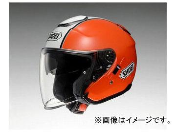2輪 ショウエイ/SHOEI ヘルメット J-Cruise CORSO TC-8(ORANGE/WHITE) サイズ:S(55cm),M(57cm),L(59cm),XL(61cm)