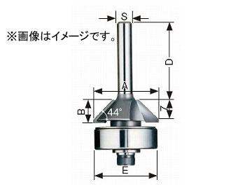 大見工業/OMI コーナービット/接合用 トメ切ルーター トリマー用 TR JAN:4948572030888