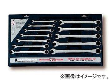 シグネット/SIGNET ロングギアレンチセット(12本組) 品番:38242 JAN:4545301018935