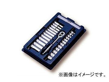 シグネット/SIGNET 3/8DR ソケットレンチセット(12888V) 品番:12888 JAN:4545301001999