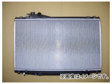 国内優良メーカー ラジエーター 参考純正品番:16400-46100 トヨタ ソアラ JZZ30 1JZ-GTE M/T 1991年05月~2000年12月