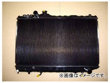 国内優良メーカー ラジエーター 参考純正品番:16400-70290 トヨタ ソアラツインターボ GZ20 1G-GTEU A/T 1988年01月~1991年05月