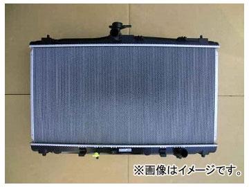 国内優良メーカー ラジエーター 参考純正品番:16400-31850 トヨタ カムリ AVV50N 2ARFXE AT:オートパーツエージェンシー