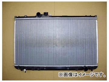 国内優良メーカー ラジエーター 参考純正品番:16400-46670 トヨタ マークII JZX110 1JZGTE MT 2000年10月~2004年11月