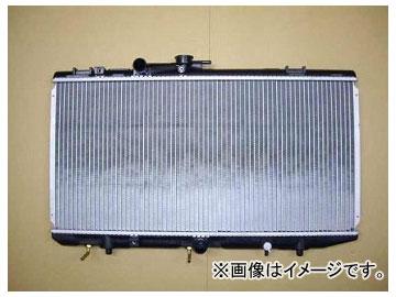 国内優良メーカー ラジエーター 参考純正品番:16400-11440 トヨタ カローラ EL43 5EFE/5EFHE AT 1990年09月~1994年09月