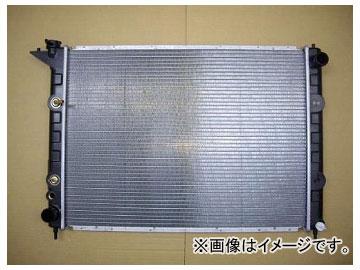 国内優良メーカー ラジエーター 参考純正品番:21460-60U00 ニッサン プレジデント JHG50 VH45DE A/T 1990年10月~1994年05月