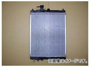 国内優良メーカー ラジエーター 参考純正品番:21460-2U300 ニッサン マーチ K12 CR10DE A/T 2002年02月~2003年07月