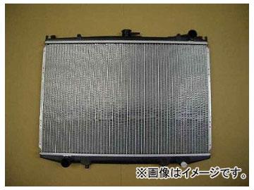 国内優良メーカー ラジエーター 参考純正品番:21400-10G11 ニッサン ダットサントラック QMD21 NA20S M/T 1989年09月~1992年08月