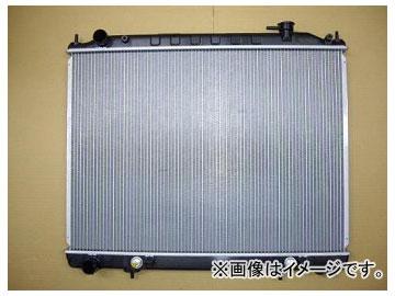 国内優良メーカー ラジエーター 参考純正品番:21460-WL000 ニッサン エルグランド ALE50 VG33E A/T 1998年10月~2002年05月
