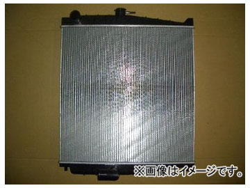 国内優良メーカー ラジエーター 参考純正品番:21400-34Z74 ニッサンUD コンドル MK26A MD92 MT