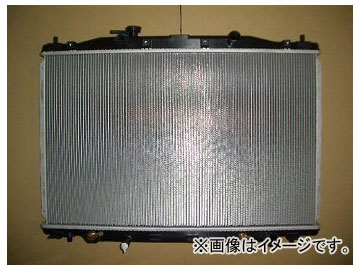 国内優良メーカー ラジエーター 参考純正品番:19010-RJJ-901 ホンダ エディックス BE4 K20A AT 2004年07月~2009年08月