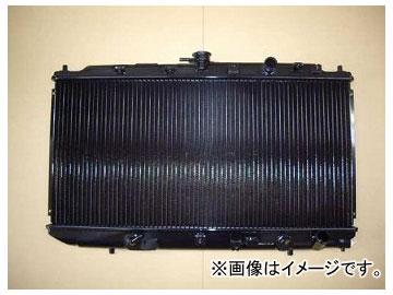 国内優良メーカー ラジエーター 参考純正品番:19010-PM3-902 ホンダ CR-X EF6 D15B AT 1987年09月~1992年02月