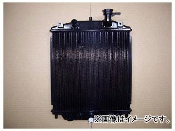 国内優良メーカー ラジエーター 参考純正品番:19010-PZ1-004 ホンダ トゥデイ JA2 E07A MT 1990年02月~1993年01月
