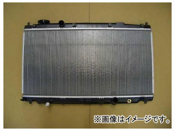 国内優良メーカー ラジエーター 参考純正品番:19010-RB0-004 ホンダ フィット GP4 LEA MT 2012年05月~2013年09月