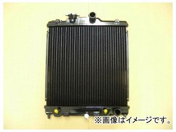 国内優良メーカー ラジエーター 参考純正品番:19010-P08-J53 ホンダ CR-X EG1 D15B AT 1993年07月~1995年09月